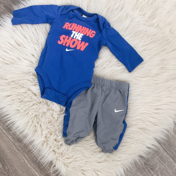 Nike Baby Boy Set✨
